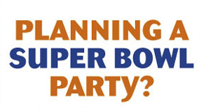 Super Bowl Party Contest for Ontario, Canada