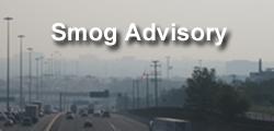 Smog Alert: Parts of Southern & Western Ontario June 28, 2012