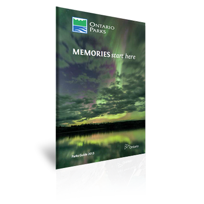 Ontario Parks Guide 2013