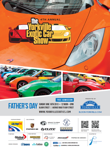 yorkville exotic car show 2013