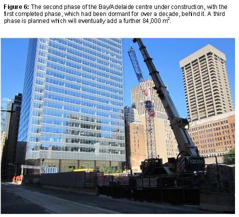 How Does the City Grow? – September 2013 bulletin. (Photo: City of Toronto.)