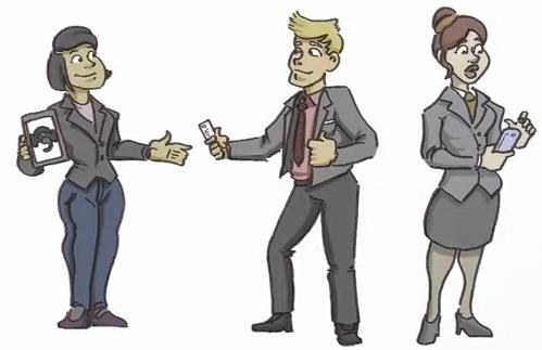 Find government grants for your business start up or expansion in Canada. Image extracted from video above. / Trouvez des subventions et du financement du gouvernement. Cette image a été extrait à partir de la vidéo ci-dessus.